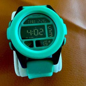 Nixon Unit Silicone Watch (Discontinued Color)